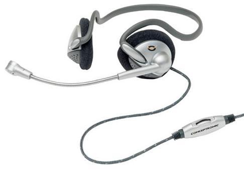 Auricular con micrófono Conceptronic