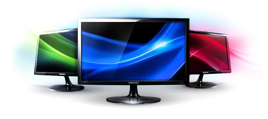 """Monitor 22"""" Samsung LED"""