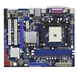 PLACA AMD 754 + VGA