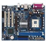 PLACA INTEL 478 + VGA