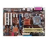 PLACA INTEL 775 + VGA