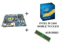 Pack Intel X2 G1820 2.7GHZ + 4 GB DDR3