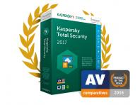 Kaspersky Total Security 3pcs
